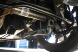 2011 Mustang V6 Performance Package rear control arm