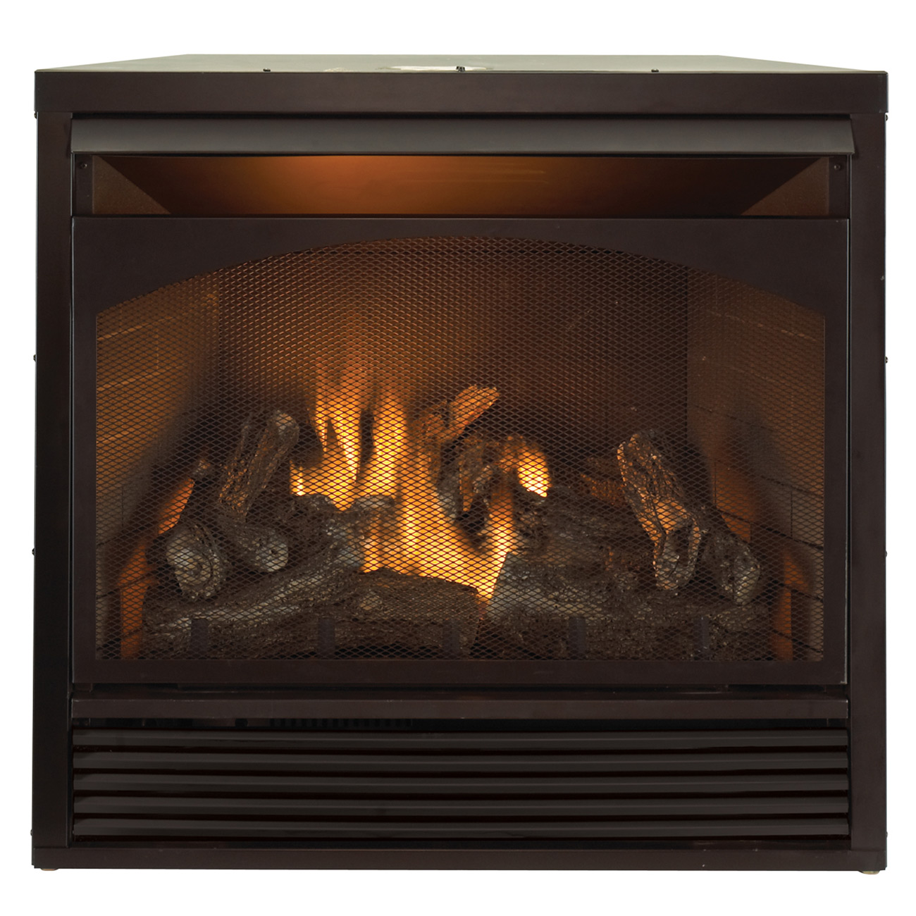 Convert Fireplace To Gas Burning Convert Your Fireplace To Natural Gas With A Fireplace Insert