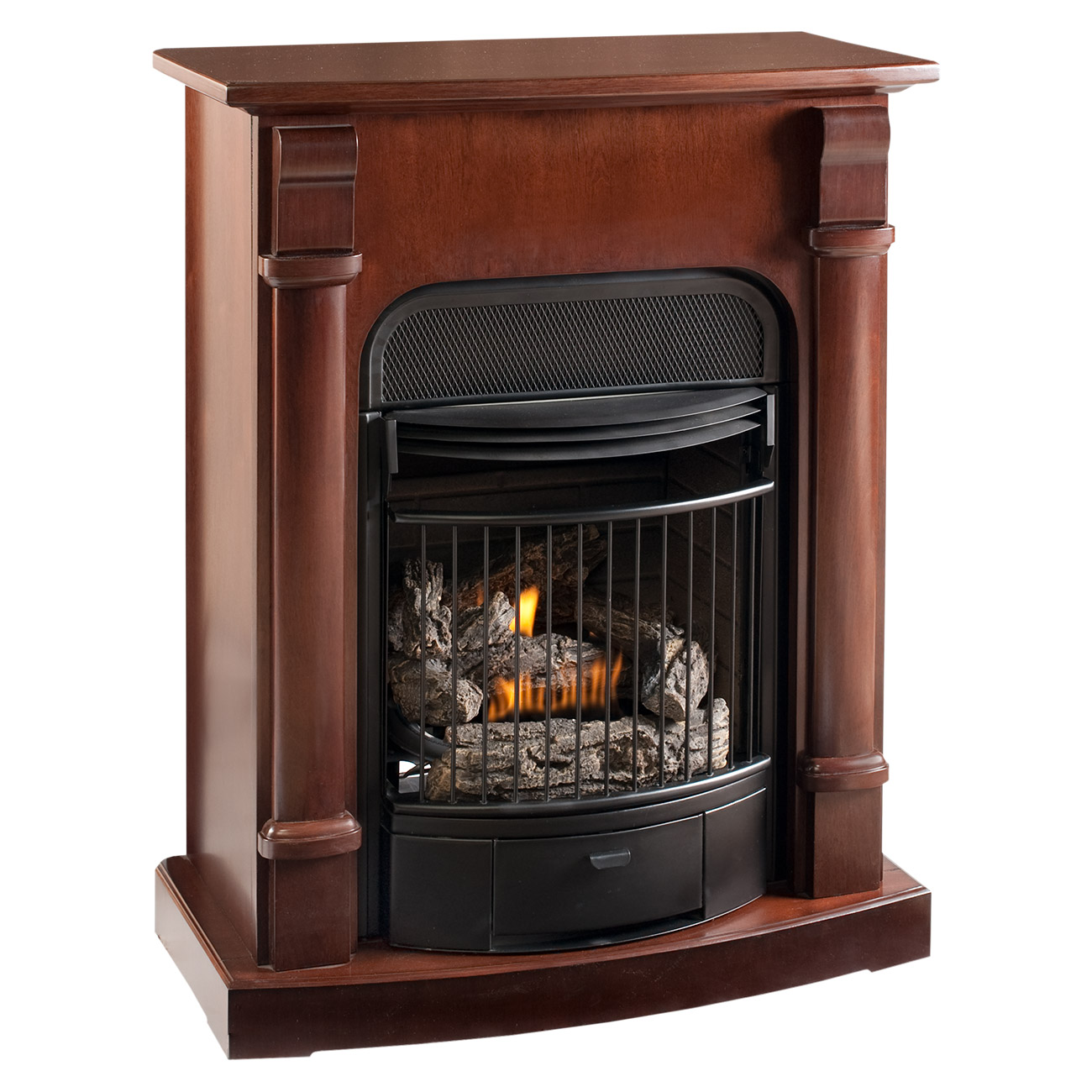 Lowes Gas Log Fireplace Inserts Ventless Fireplace Model Edp200t2 Ja Procom Heating