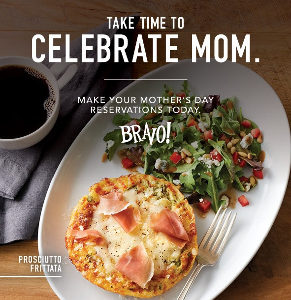 Bravo Cucina Italiana Announces Mother S Day Brunch Menu