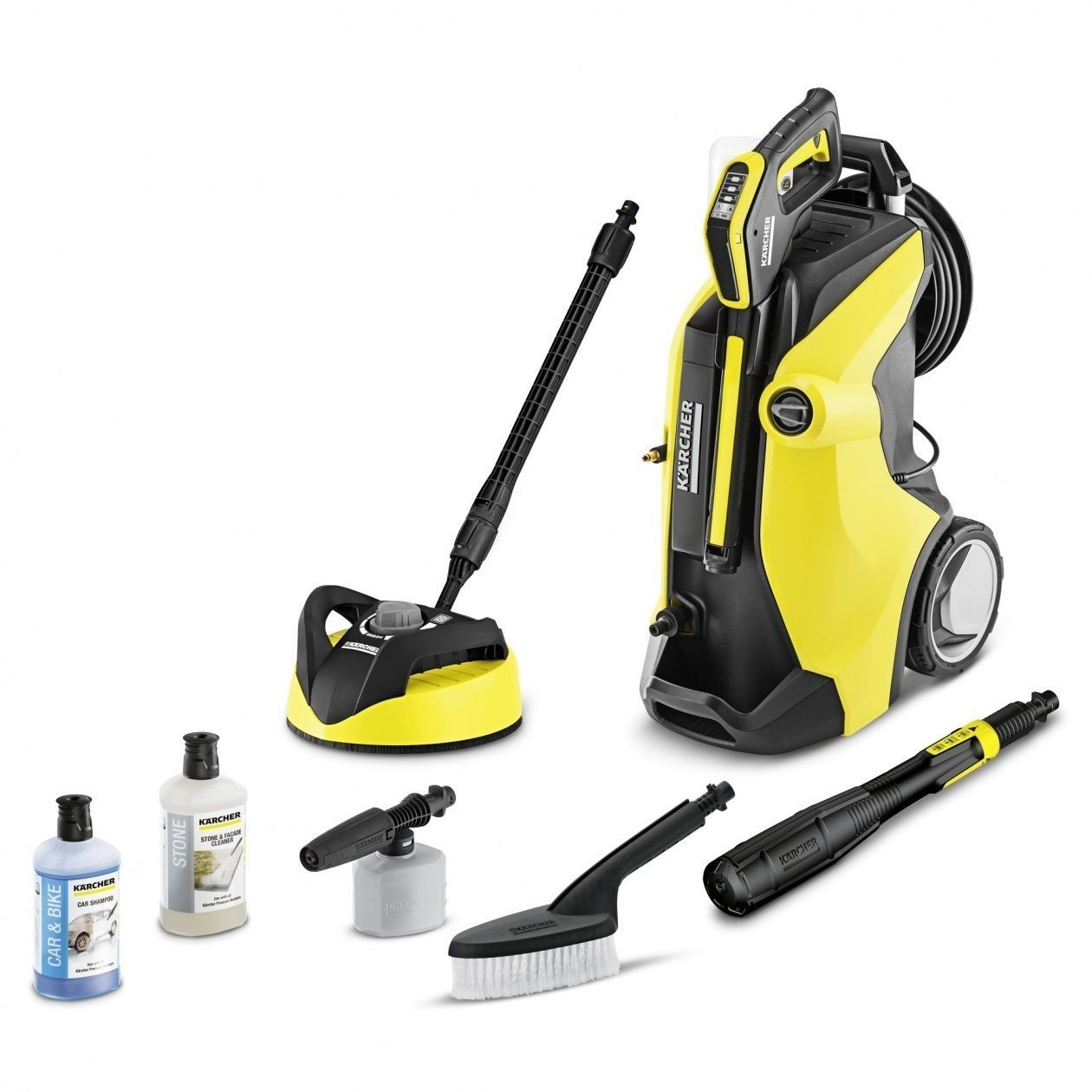 Karcher Reiniger Karcher K7 Premium Full Control Plus Car Home Pressure Washer
