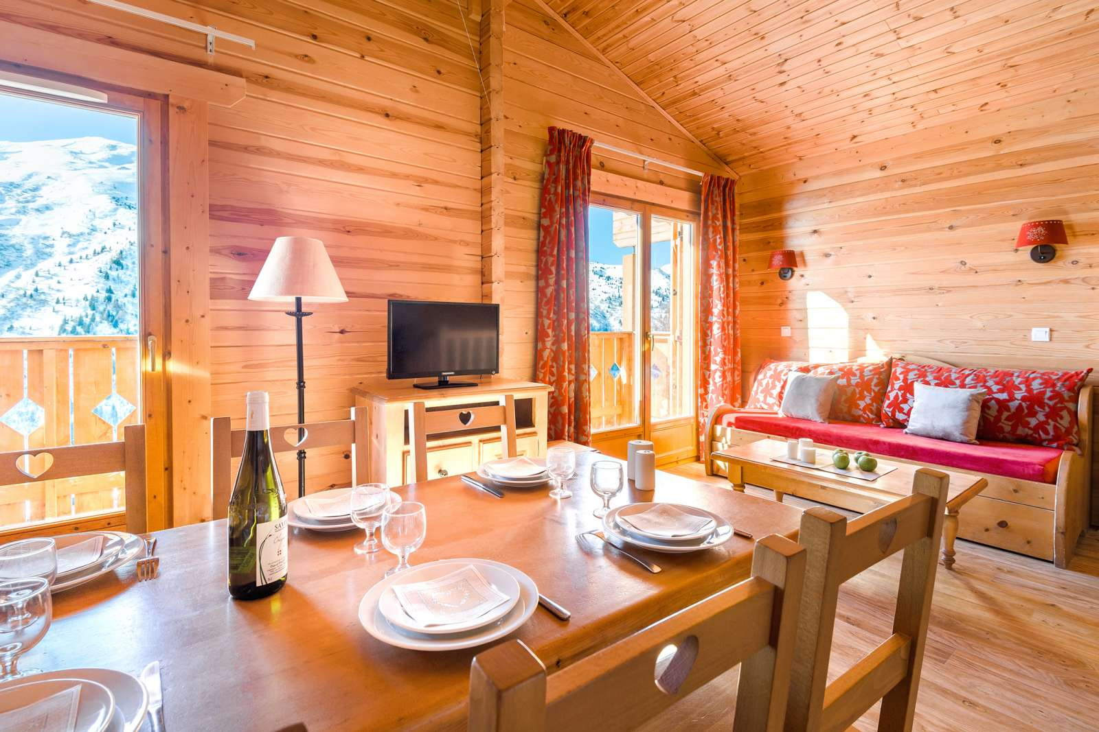 Location Valloire 10 Personnes Résidence Le Grand Panorama Ii Location Vacances