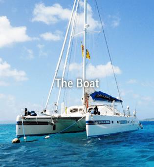 l'imbarcazione
