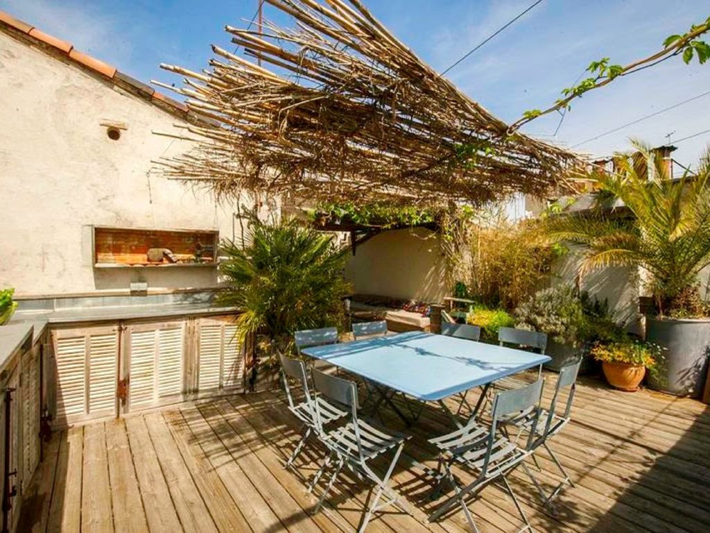 Location Appartement Toit Terrasse Marseille Marseille Location Appartement Provence Bord De Mer Triplex Rooftop 2