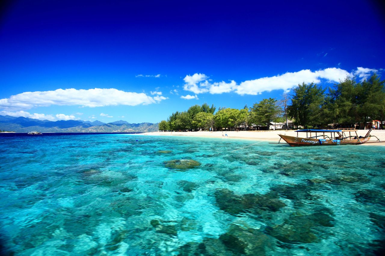 Gili Lombok Gili Islands Indonesia Tourism