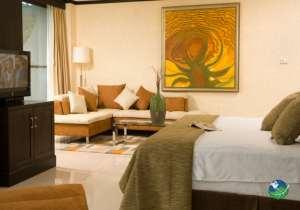 Hotel Royal Corin Bedroom