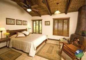 Villa Blanca Chimney Room