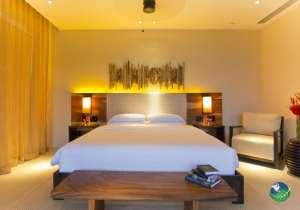 Andaz Peninsula Papagayo Suite Bedroom