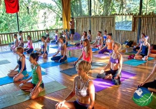 Bamboo Yoga Play Yoga Salon