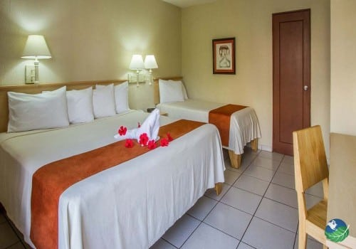 Best Western Jaco Bedroom