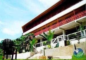 Bosquezuma Lodge Entrance