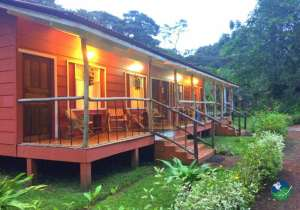 Caribbean Paradise Eco Lodge Holiday House