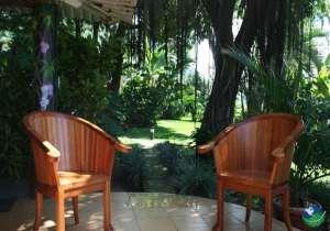 Costa Paraiso Dominical Garden View