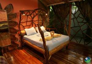 Danta Corcovado Lodge Bedroom