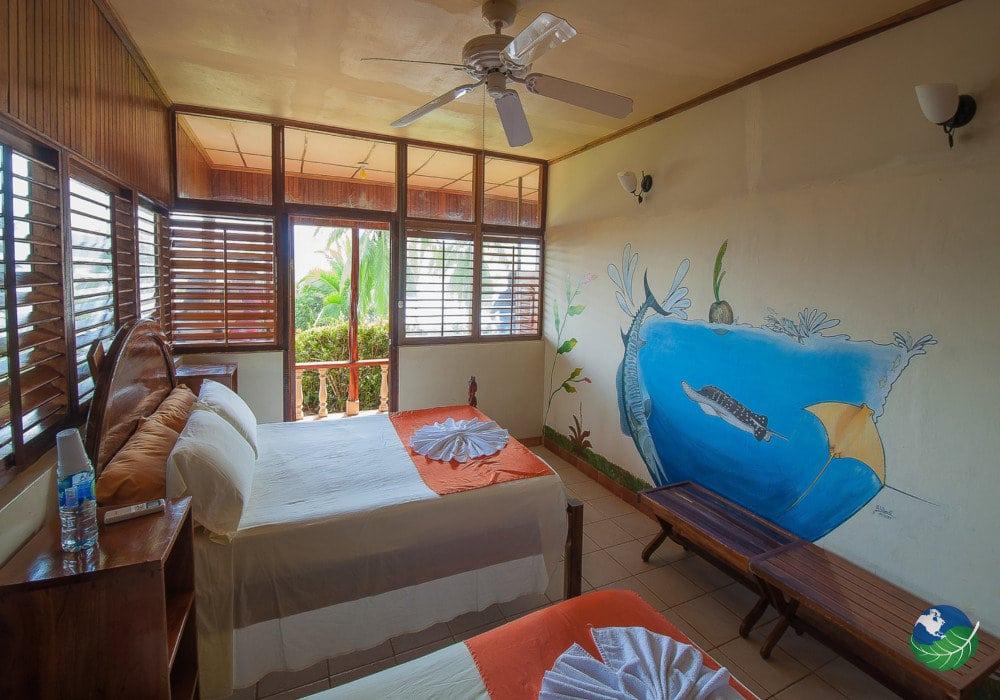 Drake Bay Resort Bedroom