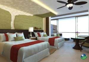 Dreams Las Mareas Bedroom