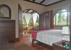 El Encanto Inn Cahuita Bedroom