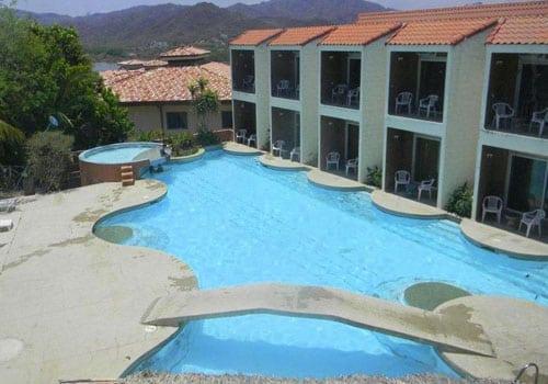 El Sabanero Beach Hotel Pool View