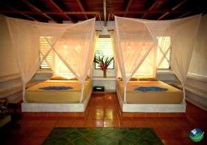 Encanta La Vida Jungle Lodge Bedroom