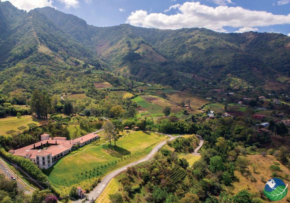 Escazu Mountain