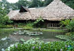 Esquinas Rainforest Lodge Lake View