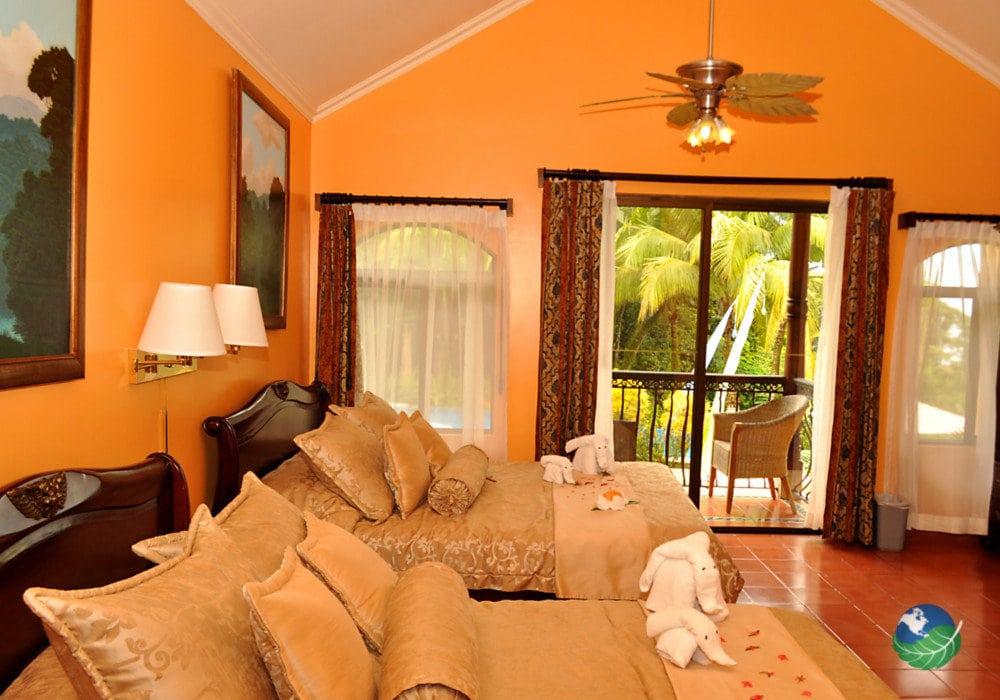 Hotel Cuna Del Angel Bedroom