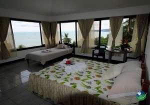 Hotel Rancho Corcovado Ocean View Bedroom
