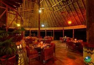 Lapa Rios Ecolodge Restaurant