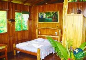 Lookout Inn Lodge Bedroom