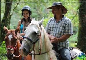 Monteverde Horseback Guide
