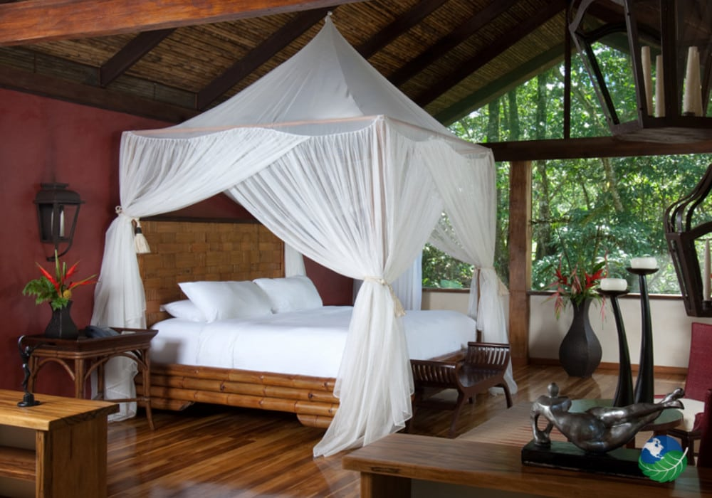 Pacuare Lodge Bedroom