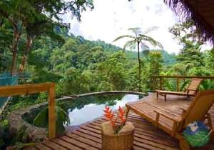Pacuare Lodge Pool
