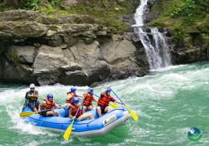 Pacuare Lodge-White Water Rafting