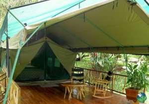 Rafiki Safari Lodge Exterior