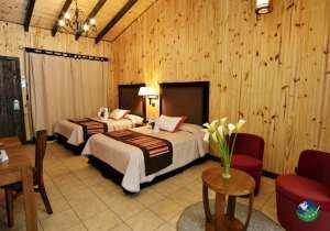 Savegre Hotel Bedroom