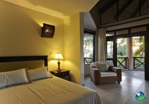 Sugar Beach Resort Bedroom