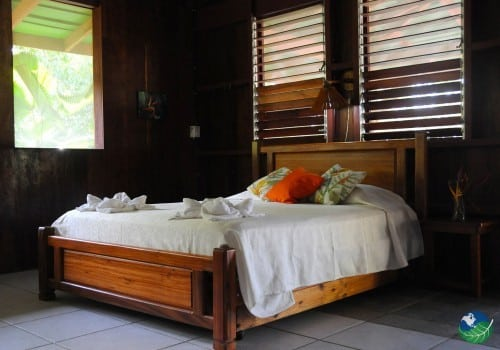 Tiskita Jungle Lodge Bedroom
