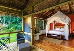 Pacuare Lodge river suite