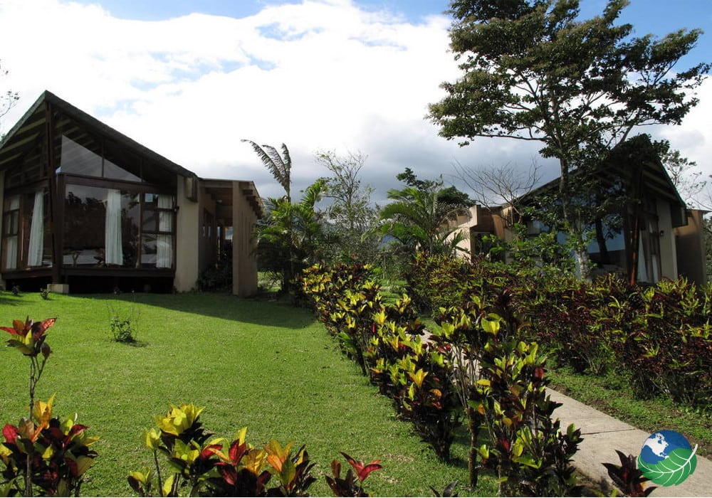 Tenorio Lodge Gardens
