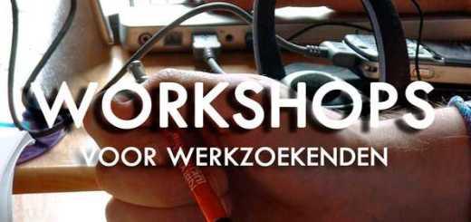 workshops voor werkzoekenden