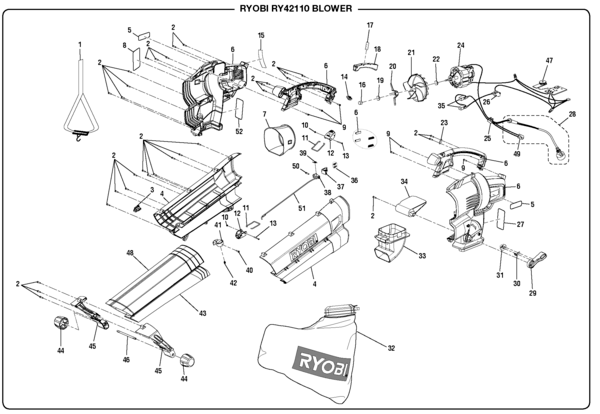 Makita Blower Wiring Diagram - Auto Electrical Wiring Diagram on