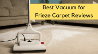 Best Vacuum for Frieze Carpet in Your Luxurious Home | Top ...