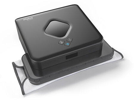 The Irobot Braava 380t Mopping Robot Fits Your Needs