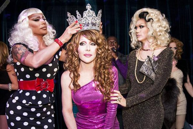 chad michaels winner crown