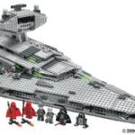 Star Wars LEGO Star Destroyer 6211