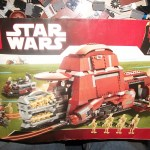 Star Wars LEGO Trade Federation Multi-Troop Transport 7662