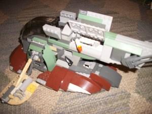 LEGO®  Slave 1|Boba Fett's Cargo Ship 6209