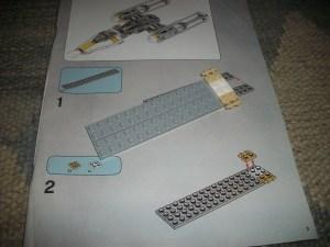 LEGO Star Wars Y-Wing 7658|Rare LEGO Set