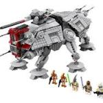 Star Wars LEGO real time build set 75019
