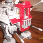 The LEGO Star Wars AT-TE 75019|All Terrain Tactical Enforcer
